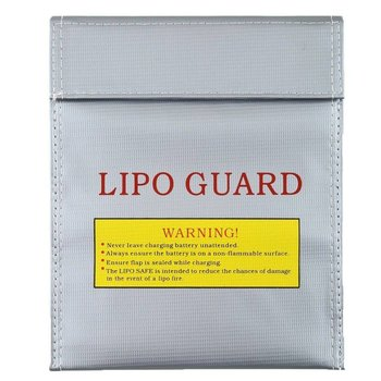 Valken Valken Lipo Guard Battery Safety Sack - V Energy