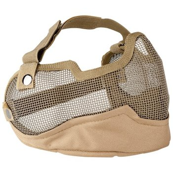 Valken Tactical Valken Mask V Tactical 4G Wire Mesh tactical - Tan
