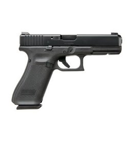 Glock Glock G17 Gen5 Ameri Glo W/ 3 mags back-straps,speed loader, cable lock and nylon brush