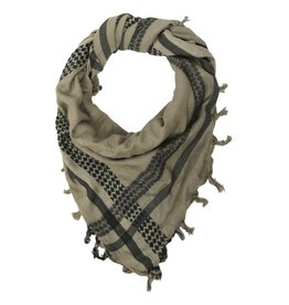 Shadow Strategic Shadow Strategic:SHEMAGH TACTICAL MILITARY SCARF. Smoky/Black