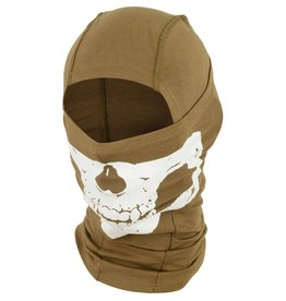 Shadow Strategic Shadow Strategic:BALACLAVA/HOOD WITH SKULL PRINTING BLACK