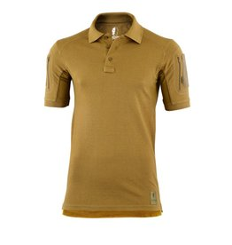 Shadow Strategic Shadow Elite:OPERATOR POLO SHIRT  COYOTE / XLarge