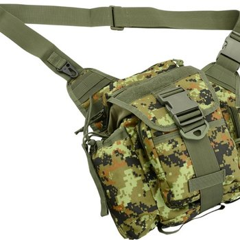 Shadow Strategic Shadow Strategic:CROSS POUCH. Coyote