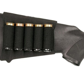 Shadow Strategic Shadow Elite:Buttstock Shot Gun Shell holder (OPEN) Black