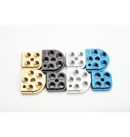 Dillon Dillon 550 BILLET TOOLHEAD GOLD