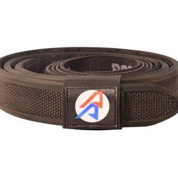 Double Alpha Double Alpha Premium Belt Black 46''