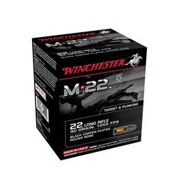 WINCHESTER Winchester Rimfire Ammo S22LRT M22 40Gr 1255 1000