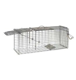 Large Raccoon Collapsible Live Cage Trap