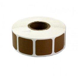 IPSCALEX IPSCALEX target patches 1000/roll Brown