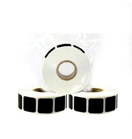 IPSCALEX IPSCALEX target patches 1000/roll Black