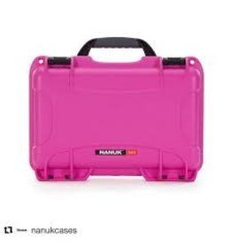 Nanuk Nanuk case with foam insert for Glock-pink 909