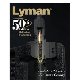 lyman Lyman 50th Edition Reloading Handbook Softcover 528 Pages