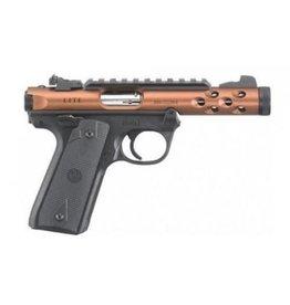 Ruger Ruger Mark IV 22LR 6.88'' Slab-Side Stainless Laminite Grip