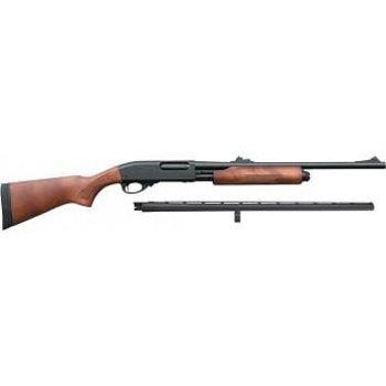 Remington REMINGTON - 870 - 12GA/3'' - EXPRESS, BLKSYN/BL, 3 BRL SETS, DEER, TURKEY &VT