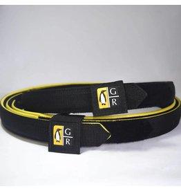 Guga Ribas Guga Ribas Competition Belt 36-39in(120cm) Yellow