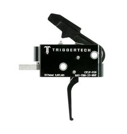 Trigger Trigger Tech AR15 Competitive 3.5lb fixed straight stainless