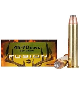 Federal Federal Fusion Ammunition 45-70 Government 300 Grain Spitzer Box of 20