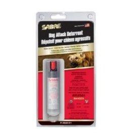 sabre Sabre Dog Deterrent with Clear Case 22G