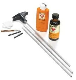 Hoppes Hoppe's Rifle Cleaning Kit for .22 .221 .223 .224 and.225 Caliber w/Aluminum Rod U22B