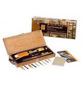 Hoppes Hoppe's Deluxe Cleaning Kit Wooden Box BUOX