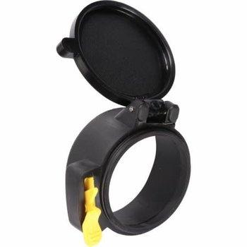 Butler Creek Butler Creek Multiflex Flip-Size 43-44 Open Eyepiece Scope Cover,