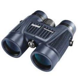 Bushnell Bushnell 8x42 Black Roof BAK-4, WP/FP, Twist Up Eyecups, Box 6 L H2O