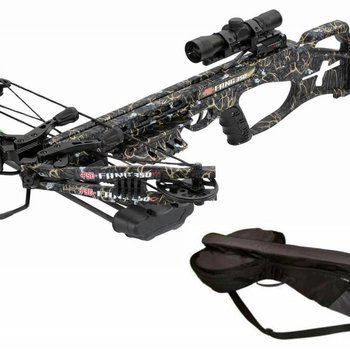 PSE 2018 PSE Fang 350 XT S2 Crossbow with Ill. Scope (CDN)