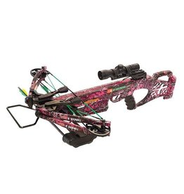 PSE 2018 PSE Muddy Girl Fang 330fps LT Crossbow Package