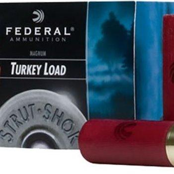 Federal FEDERAL STRT SHK 12GA 3'' #6  Magnum Turkey Load 1210 FPS