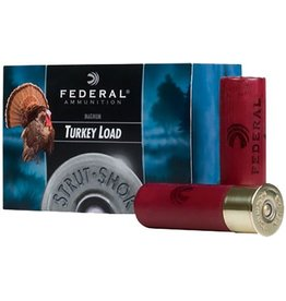 "Federal FEDERAL STRT SHK 12GA 3"" #5 1 7/8 oz  Magnum Turkey Load 1210 FPS"