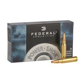 Federal Federal Power-Shok 7.62x39mm Soviet 123 Grain SP 2350spf 20 rounds #76239b