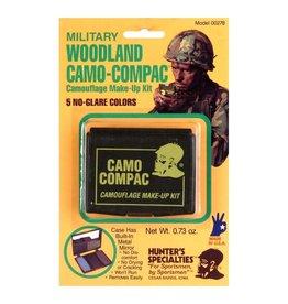 Hunters Specialties 00278 Camo-Compac 5 Color Military