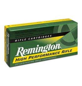 Remington Remington R35WH3 Standard Rifle Ammo 35 WHELEN, PSP, 250 Grains, 2400 fps, 20, Boxed