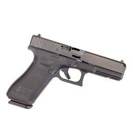 Glock Glock 17 Gen 4 Pistol 9mm 4.5in 10rd Black USA