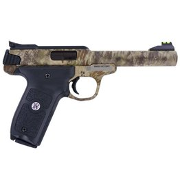 Smith & Wesson Smith & Wesson SW22 Victory Semi-Auto Pistol 22LR 5.5'' 10Rd Single Action  SW22  Kryptek Highlander