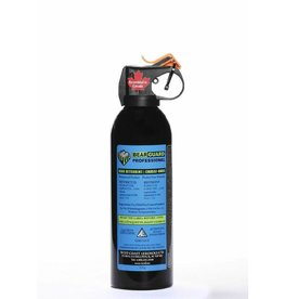 Defense Aerosols 225BRG Bearguard Professional Bear Spray 225g, 1.72%