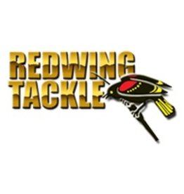 Redwing tackle Phantom 1 1/2 Inch Tubes CT06 BLK/RED/Chart