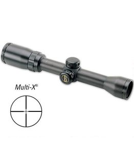 Bushnell Bushnell Banner 1.5-4.5x32 Riflescope Multi-X Reticle 1'' Tube 1/4 MOA Matte Black