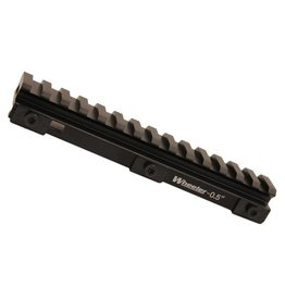 Wheeler Delta Series Picatinny Rail Riser .7'', Black 156505