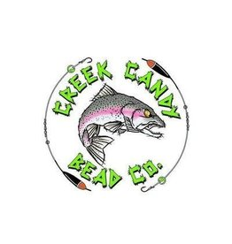 Creek Candy Creek Candy #101 Toxic Pink 10mm