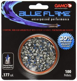 GAMO Blue Flame Pellets .177 Caliber 100 per pack