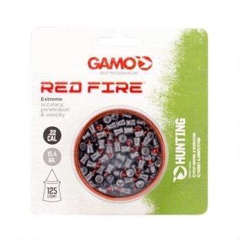 GAMO GAMO Red Fire .22 Cal Air Rifle Pellets 15.4 Grains 125 Count