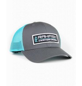 RAHFISH RAHFISH NOR ORIG CHAR/TEAL TRUCKER