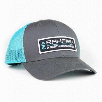 RAHFISH RAHFISH NOR ORIG CHAR/TEAL TRUCKER