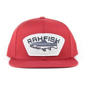 RAHFISH RAHFISH STEELHEAD SNAPBACK-MAR