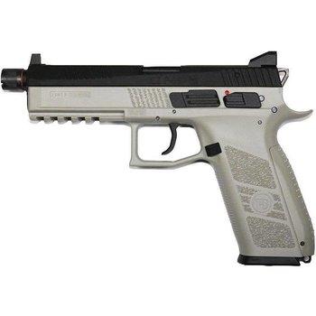 ASG ASG CZ P-09  Urban Grey Airsoft GBB Gas Blowback Full Metal Pistol