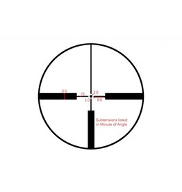 Primary Arms Primary Arms 1-4X24mm Illuminated Riflescope