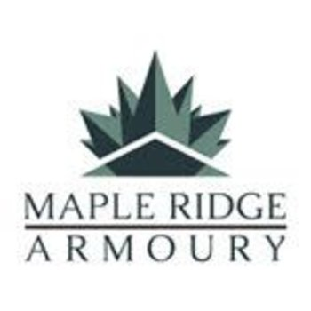 maple ridge armoury Maple Ridge Armoury Guardian Series 18.6'', Mid-Length Gas, SPR, Straight Fluted  223 Wylde, 1:8 twist, QPQ Black Nitride