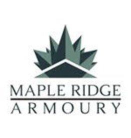 "maple ridge armoury Guardian Series18.6"" Rifle-Length Gas, SPR, Straight Fluted 223  Wylde, 1:8 twist, QPQ Black Nitride"