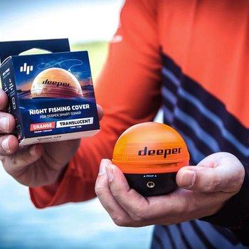 deeper Deeper Night Fishing Cover (Orange)